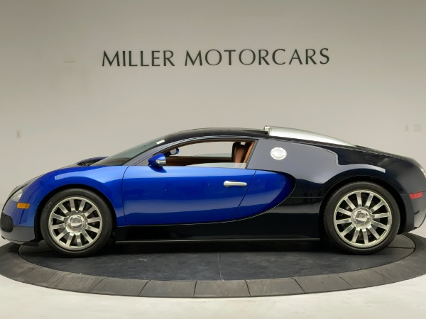 Used 2008 Bugatti Veyron 16.4 Base for sale Call for price at Alfa Romeo of Greenwich in Greenwich CT 06830 4