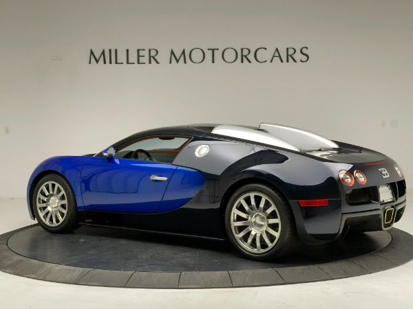 Used 2008 Bugatti Veyron 16.4 Base for sale Call for price at Alfa Romeo of Greenwich in Greenwich CT 06830 5