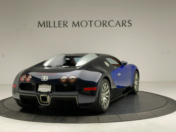 Used 2008 Bugatti Veyron 16.4 Base for sale Call for price at Alfa Romeo of Greenwich in Greenwich CT 06830 7