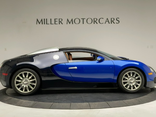 Used 2008 Bugatti Veyron 16.4 Base for sale Call for price at Alfa Romeo of Greenwich in Greenwich CT 06830 9