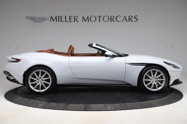 New 2020 Aston Martin DB11 Volante Convertible for sale $244,066 at Alfa Romeo of Greenwich in Greenwich CT 06830 10