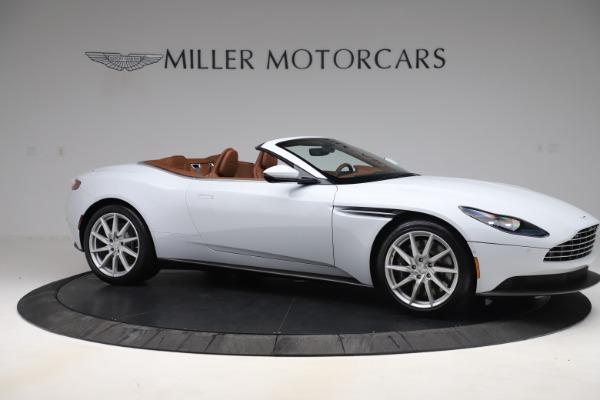 New 2020 Aston Martin DB11 Volante Convertible for sale $244,066 at Alfa Romeo of Greenwich in Greenwich CT 06830 11