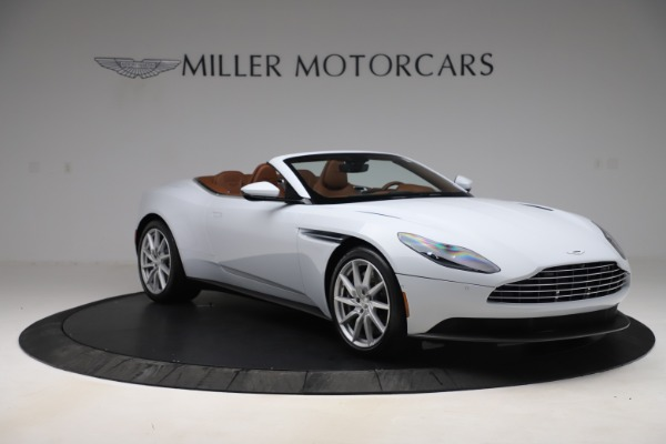 New 2020 Aston Martin DB11 Volante Convertible for sale Sold at Alfa Romeo of Greenwich in Greenwich CT 06830 12