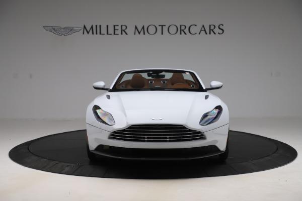 New 2020 Aston Martin DB11 Volante Convertible for sale $244,066 at Alfa Romeo of Greenwich in Greenwich CT 06830 13