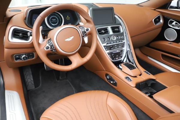 New 2020 Aston Martin DB11 Volante Convertible for sale $244,066 at Alfa Romeo of Greenwich in Greenwich CT 06830 14