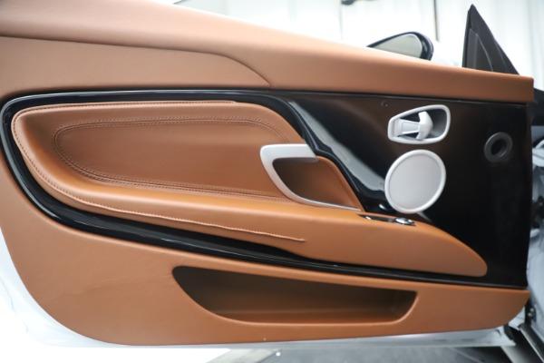 New 2020 Aston Martin DB11 Volante Convertible for sale $244,066 at Alfa Romeo of Greenwich in Greenwich CT 06830 15