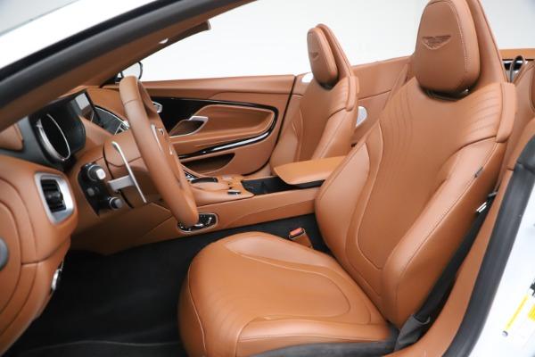 New 2020 Aston Martin DB11 Volante Convertible for sale $244,066 at Alfa Romeo of Greenwich in Greenwich CT 06830 16
