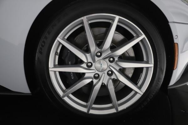 New 2020 Aston Martin DB11 Volante Convertible for sale $244,066 at Alfa Romeo of Greenwich in Greenwich CT 06830 19