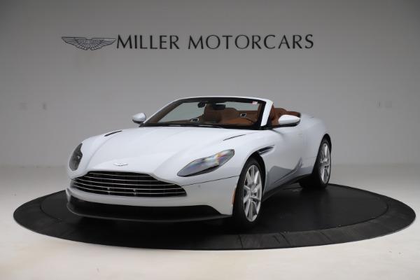 New 2020 Aston Martin DB11 Volante Convertible for sale $244,066 at Alfa Romeo of Greenwich in Greenwich CT 06830 2