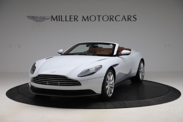 New 2020 Aston Martin DB11 Volante Convertible for sale Sold at Alfa Romeo of Greenwich in Greenwich CT 06830 2