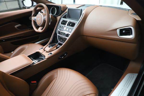 New 2020 Aston Martin DB11 Volante Convertible for sale $244,066 at Alfa Romeo of Greenwich in Greenwich CT 06830 20