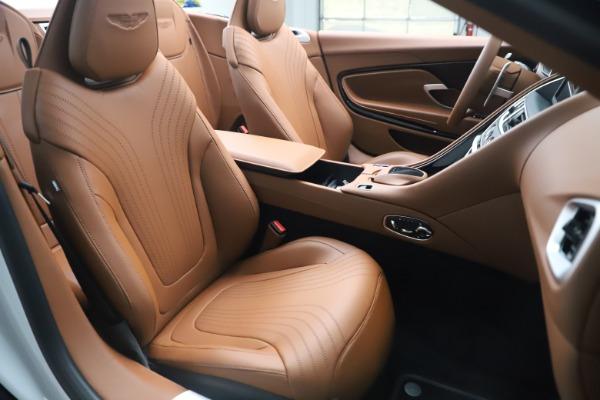 New 2020 Aston Martin DB11 Volante Convertible for sale $244,066 at Alfa Romeo of Greenwich in Greenwich CT 06830 21