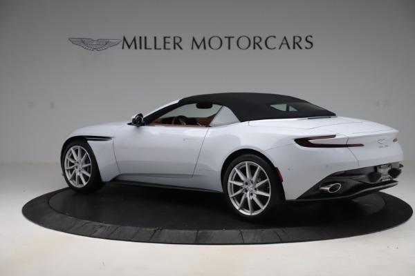 New 2020 Aston Martin DB11 Volante Convertible for sale $244,066 at Alfa Romeo of Greenwich in Greenwich CT 06830 24