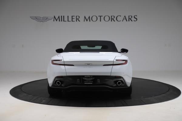 New 2020 Aston Martin DB11 Volante Convertible for sale $244,066 at Alfa Romeo of Greenwich in Greenwich CT 06830 25