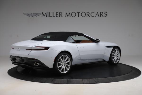 New 2020 Aston Martin DB11 Volante Convertible for sale $244,066 at Alfa Romeo of Greenwich in Greenwich CT 06830 26
