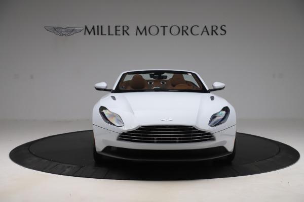 New 2020 Aston Martin DB11 Volante Convertible for sale $244,066 at Alfa Romeo of Greenwich in Greenwich CT 06830 3