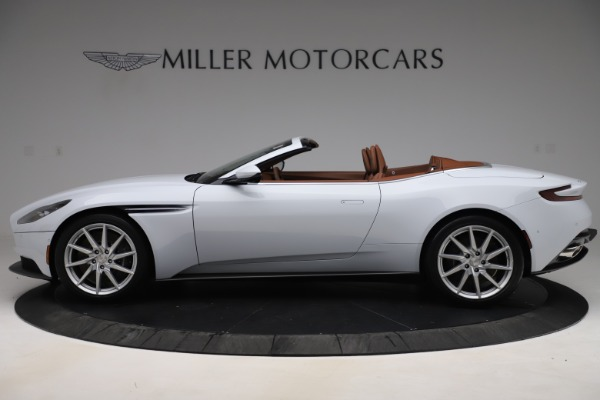 New 2020 Aston Martin DB11 Volante Convertible for sale Sold at Alfa Romeo of Greenwich in Greenwich CT 06830 4
