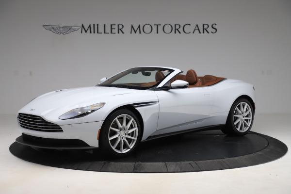 New 2020 Aston Martin DB11 Volante Convertible for sale $244,066 at Alfa Romeo of Greenwich in Greenwich CT 06830 1