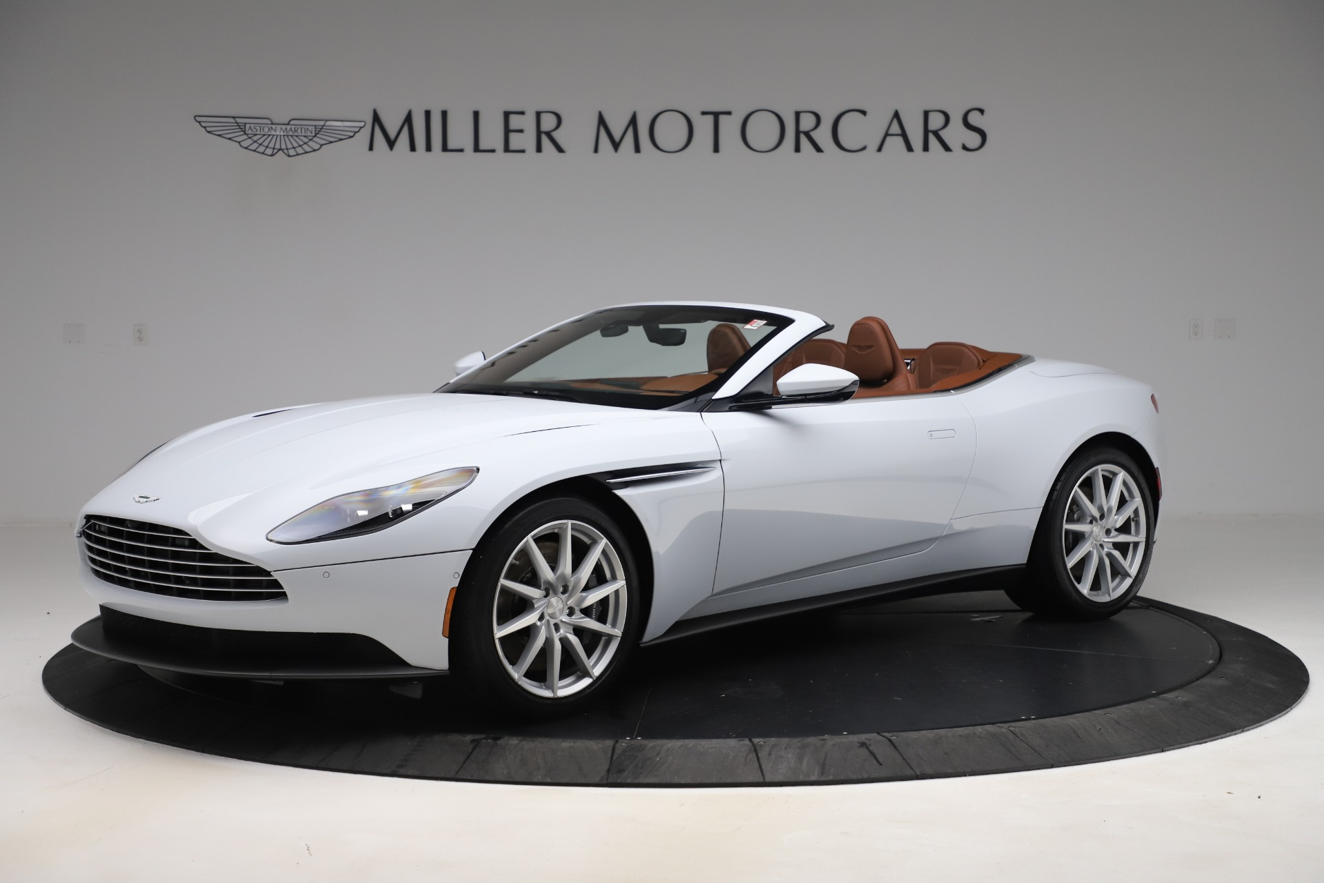 New 2020 Aston Martin DB11 Volante Convertible for sale Sold at Alfa Romeo of Greenwich in Greenwich CT 06830 1
