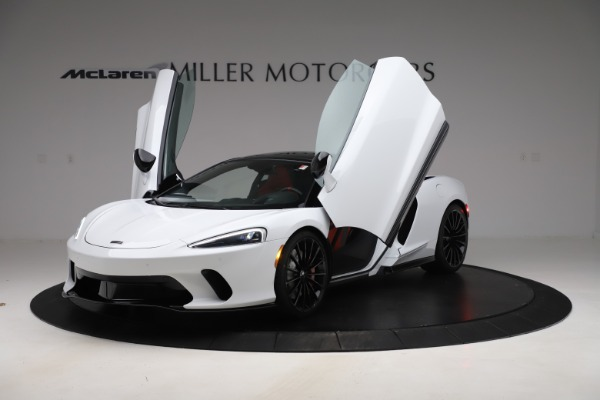 New 2020 McLaren GT Pioneer for sale $257,242 at Alfa Romeo of Greenwich in Greenwich CT 06830 10