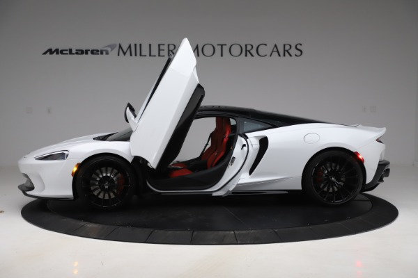New 2020 McLaren GT Coupe for sale $257,242 at Alfa Romeo of Greenwich in Greenwich CT 06830 11