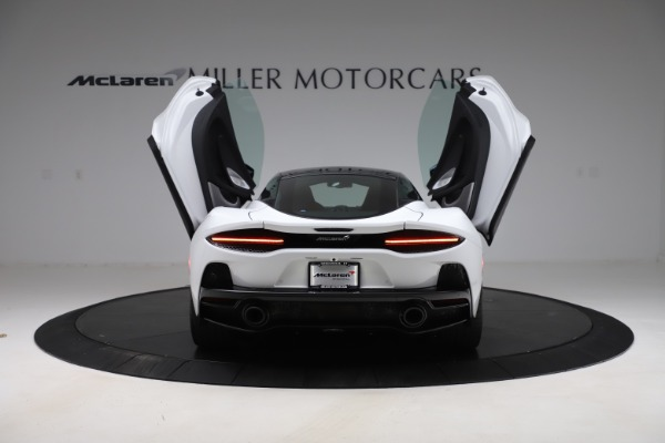 New 2020 McLaren GT Coupe for sale $257,242 at Alfa Romeo of Greenwich in Greenwich CT 06830 13