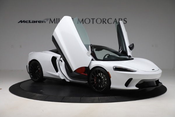 New 2020 McLaren GT Coupe for sale $257,242 at Alfa Romeo of Greenwich in Greenwich CT 06830 16