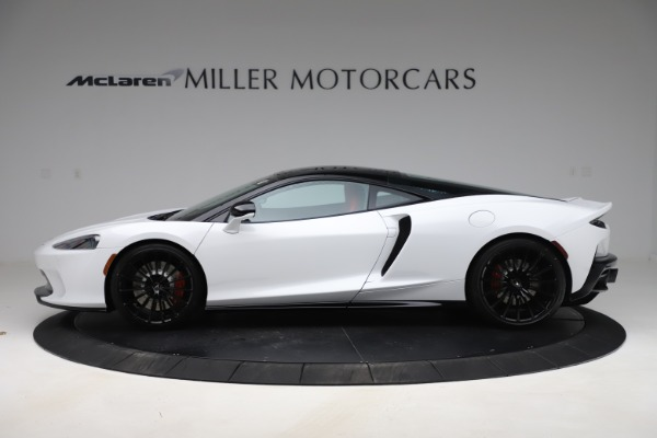 New 2020 McLaren GT Coupe for sale $257,242 at Alfa Romeo of Greenwich in Greenwich CT 06830 2