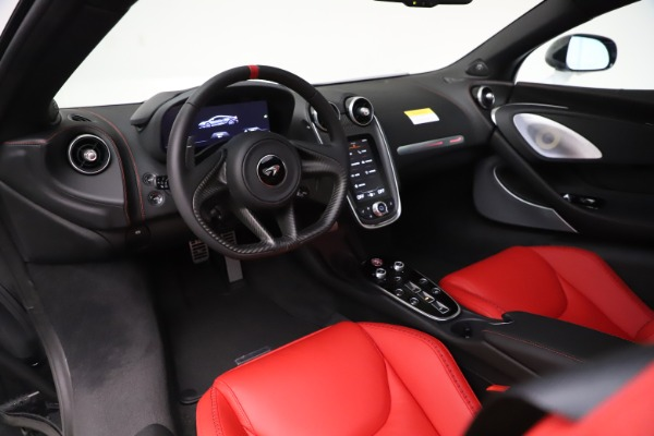 New 2020 McLaren GT Coupe for sale $257,242 at Alfa Romeo of Greenwich in Greenwich CT 06830 23