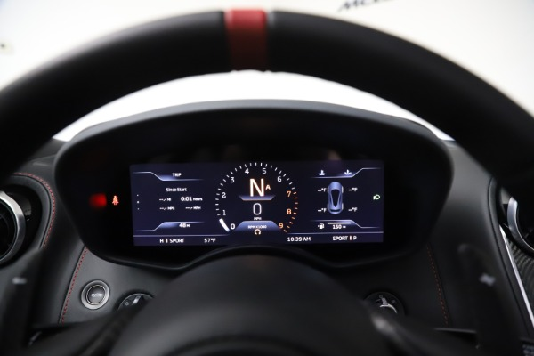 New 2020 McLaren GT Coupe for sale $257,242 at Alfa Romeo of Greenwich in Greenwich CT 06830 27