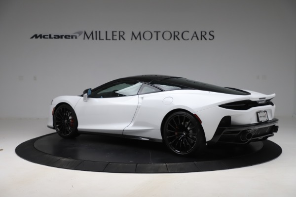 New 2020 McLaren GT Coupe for sale $257,242 at Alfa Romeo of Greenwich in Greenwich CT 06830 3