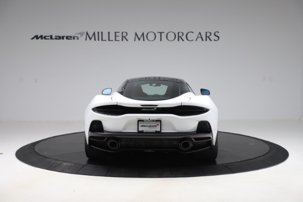 New 2020 McLaren GT Coupe for sale $257,242 at Alfa Romeo of Greenwich in Greenwich CT 06830 4