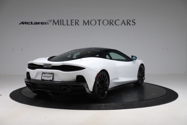 New 2020 McLaren GT Coupe for sale $257,242 at Alfa Romeo of Greenwich in Greenwich CT 06830 5