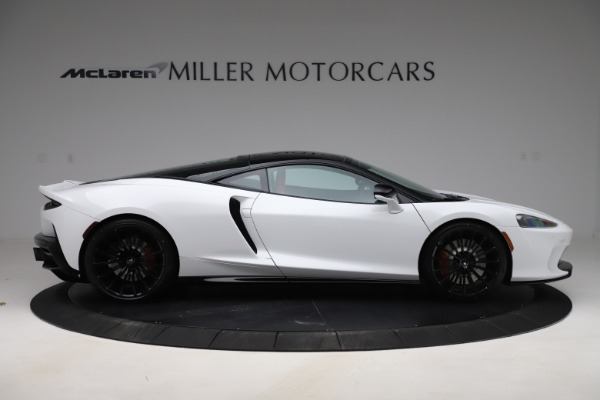 New 2020 McLaren GT Coupe for sale $257,242 at Alfa Romeo of Greenwich in Greenwich CT 06830 6