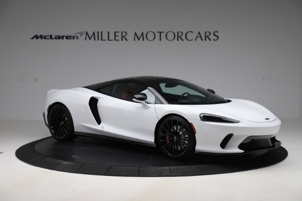 New 2020 McLaren GT Coupe for sale $257,242 at Alfa Romeo of Greenwich in Greenwich CT 06830 7