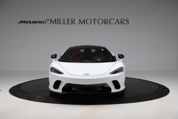 New 2020 McLaren GT Coupe for sale $257,242 at Alfa Romeo of Greenwich in Greenwich CT 06830 8