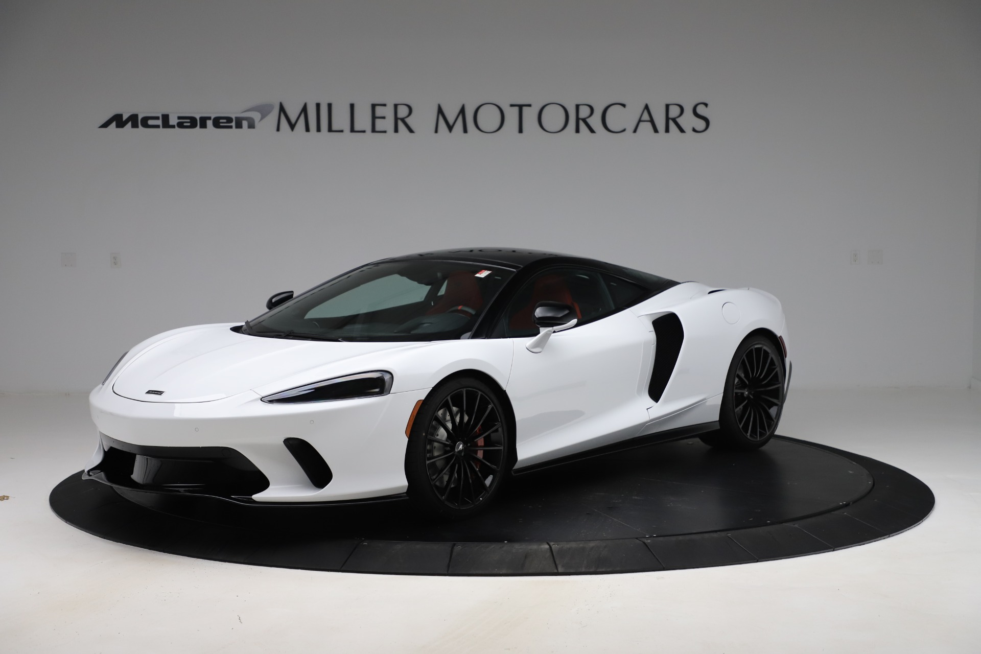 New 2020 McLaren GT Coupe for sale $257,242 at Alfa Romeo of Greenwich in Greenwich CT 06830 1