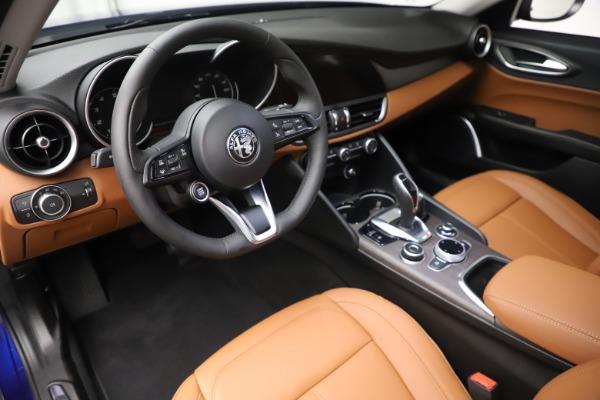 New 2020 Alfa Romeo Giulia Ti Q4 for sale $51,145 at Alfa Romeo of Greenwich in Greenwich CT 06830 13