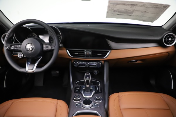 New 2020 Alfa Romeo Giulia Ti Q4 for sale $51,145 at Alfa Romeo of Greenwich in Greenwich CT 06830 16