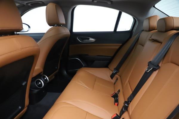 New 2020 Alfa Romeo Giulia Ti Q4 for sale $51,145 at Alfa Romeo of Greenwich in Greenwich CT 06830 19