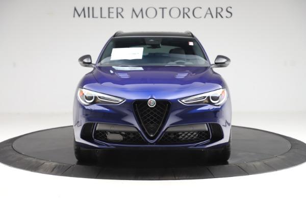 New 2020 Alfa Romeo Stelvio Quadrifoglio for sale $88,390 at Alfa Romeo of Greenwich in Greenwich CT 06830 12