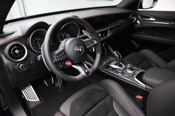 New 2020 Alfa Romeo Stelvio Quadrifoglio for sale $88,390 at Alfa Romeo of Greenwich in Greenwich CT 06830 13