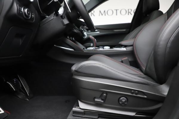 New 2020 Alfa Romeo Stelvio Quadrifoglio for sale $88,390 at Alfa Romeo of Greenwich in Greenwich CT 06830 14