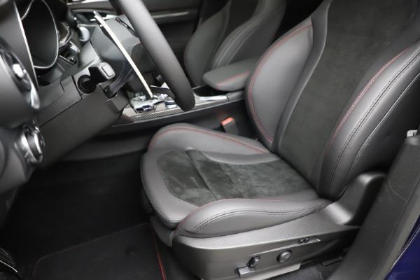 New 2020 Alfa Romeo Stelvio Quadrifoglio for sale $88,390 at Alfa Romeo of Greenwich in Greenwich CT 06830 15