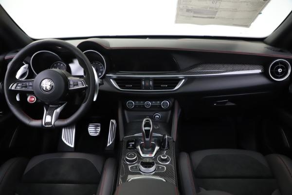 New 2020 Alfa Romeo Stelvio Quadrifoglio for sale $88,390 at Alfa Romeo of Greenwich in Greenwich CT 06830 16