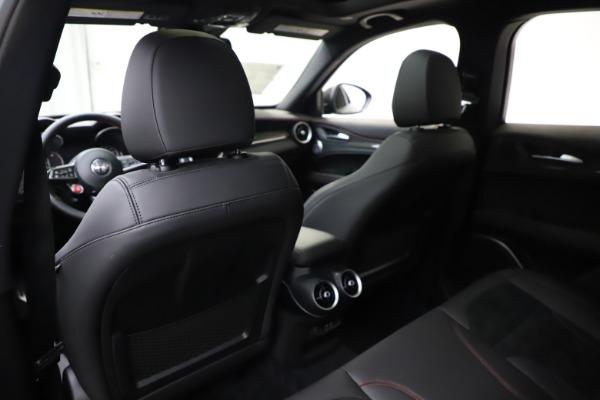 New 2020 Alfa Romeo Stelvio Quadrifoglio for sale $88,390 at Alfa Romeo of Greenwich in Greenwich CT 06830 20