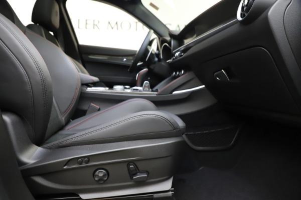 New 2020 Alfa Romeo Stelvio Quadrifoglio for sale $88,390 at Alfa Romeo of Greenwich in Greenwich CT 06830 23