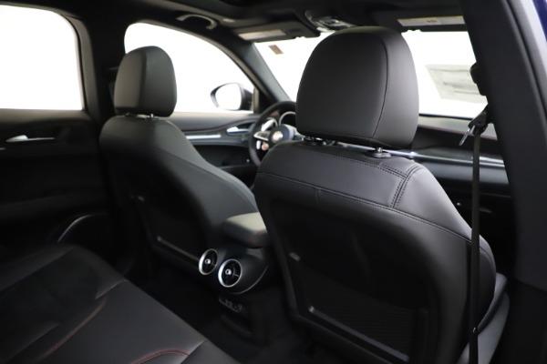 New 2020 Alfa Romeo Stelvio Quadrifoglio for sale $88,390 at Alfa Romeo of Greenwich in Greenwich CT 06830 28