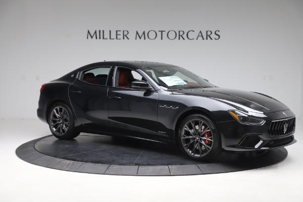 New 2020 Maserati Ghibli S Q4 GranSport for sale $94,785 at Alfa Romeo of Greenwich in Greenwich CT 06830 10