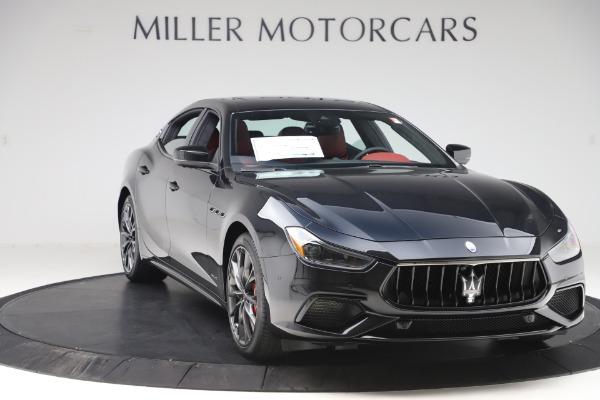 New 2020 Maserati Ghibli S Q4 GranSport for sale $94,785 at Alfa Romeo of Greenwich in Greenwich CT 06830 11